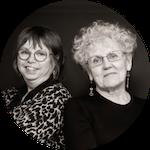 Linda MacDonald & Jeanne Sarson